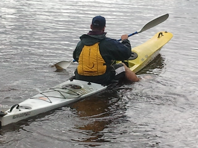 Learning to Kayak