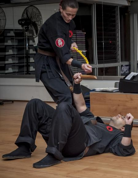 Advanced Armed Defensive Tactics