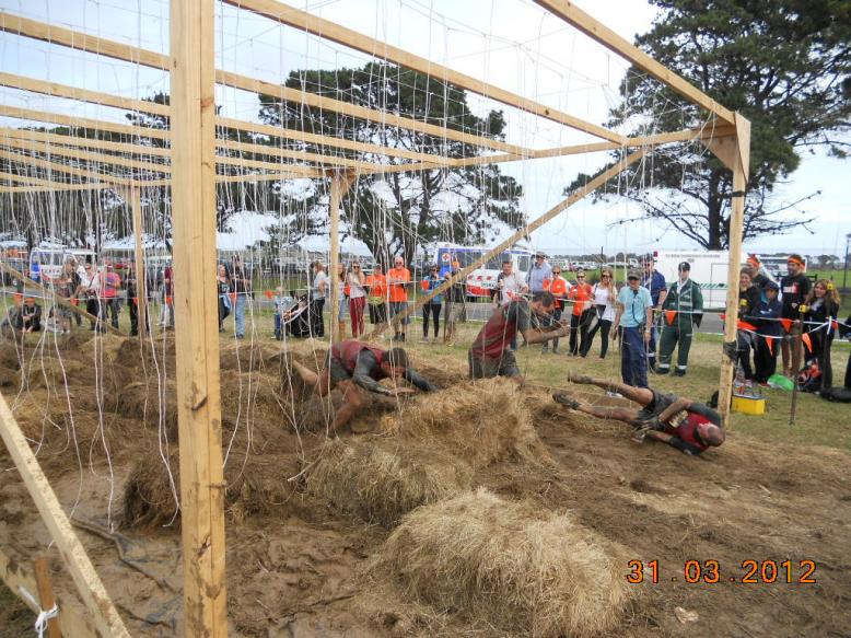 Tough Mudder 2012 -