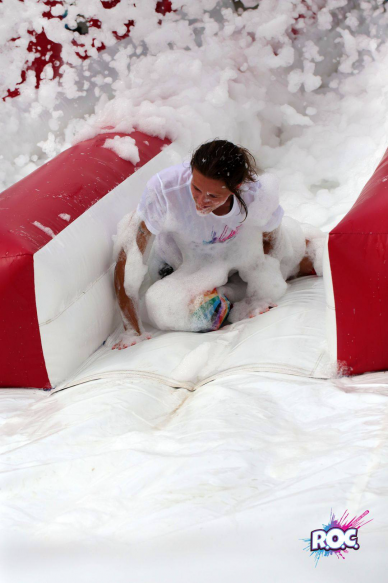 Death by foam!