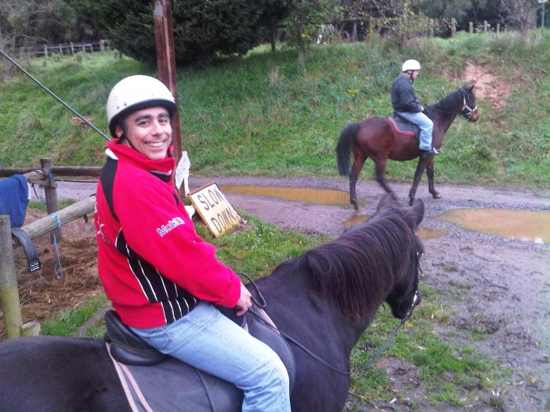 Outdoor event - Horse riding