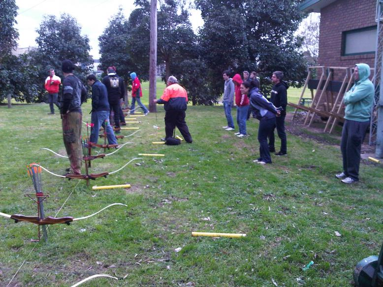Outdoor Event - Group Archery