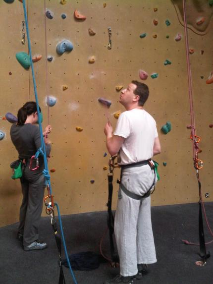 Indoor Climbing Event