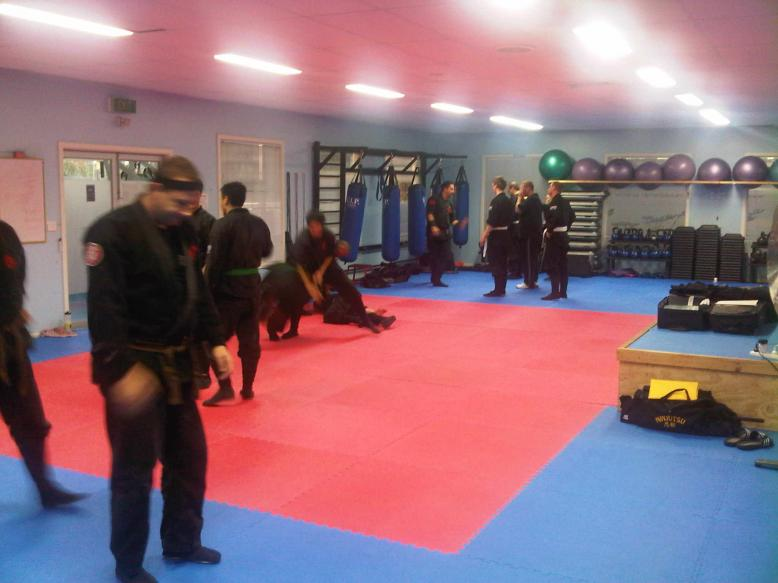 Dojo Training - Narre Warren