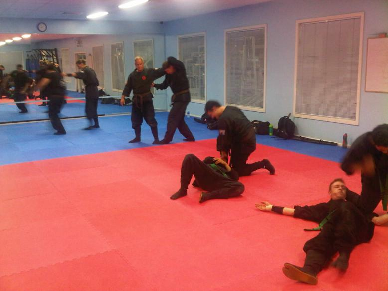 Dojo Training - Narre Warren2