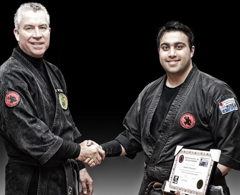 Black Belt Suhail