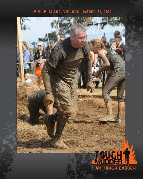 Tough Mudder Event 2012